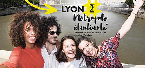 © Métropole de Lyon