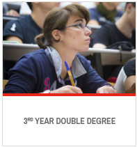 3RD YEAR DOUBLE DEGREE