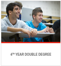 4TH YEAR DOUBLE DEGREE