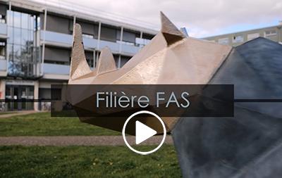 Découvrez la filière FAS en vidéo