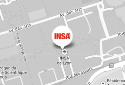étudiant | INSA Lyon