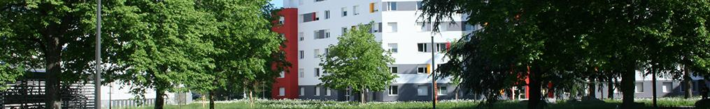 The residences   Lyon INSA