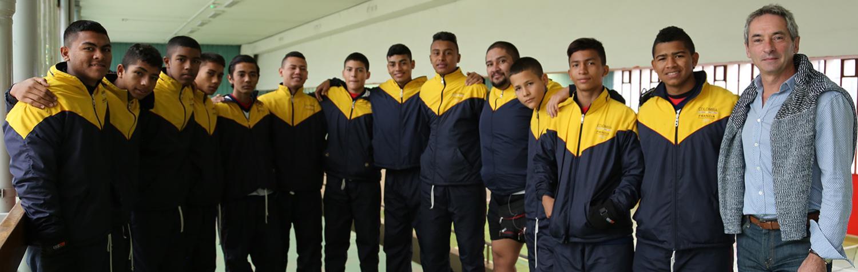 Aventure humaine : quand l'INSA donne de l'espoir à de jeunes colombiens