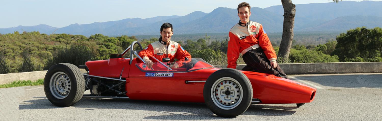 Classic Racing School : une école de pilotage vintage montée par des étudiants !