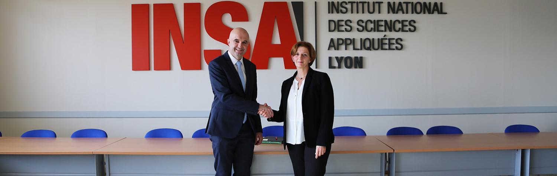 INSA Lyon – ENSA Lyon : l'union fait la force